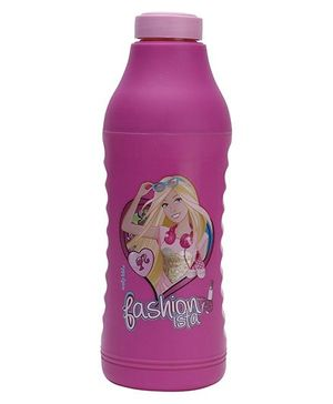 Barbie Thermo Sipper Water Bottle Pink - 550 ml