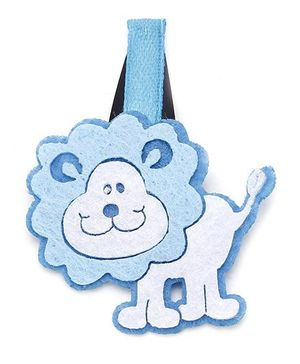 Sugarcart Cute Lion Tic Tac - Blue