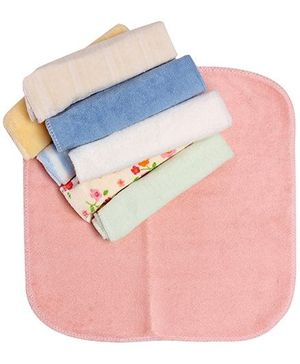 Baby Wash Cloth - Assorted Colour