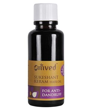 Omved Anti-Dandruff Hair Oil - 110 ml