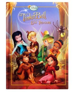 Disney Fairies - Tinker Bell And The Lost Treasure