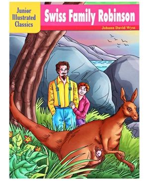 Junior Illustrated Classics Swiss Family Robinson