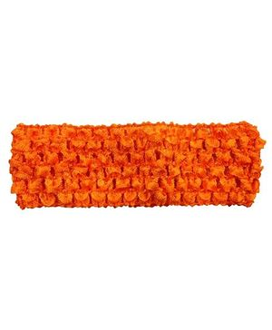 PinkXenia Crochet Knitted Soft Headband - Orange