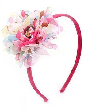 Barbie Hair Band - Dark Pink