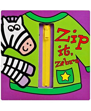 Zip It, Zebra