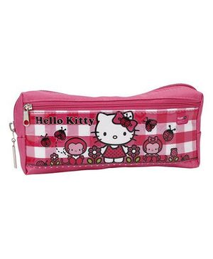 Hello Kitty Pencil Pouch - Pink