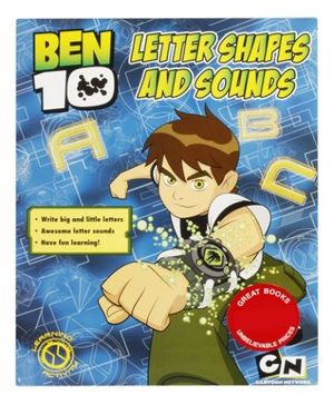 Ben 10 - Letter Shapes And Sounds