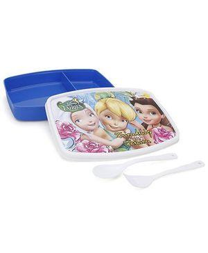 Cello Homeware Disney Fairies Lunch Box - Blue