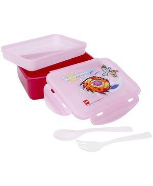 Cello Homeware Lunch Box - Pink