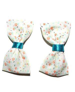 Bling & Bows Hairclip - Multicolour