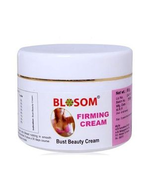 Lasky Herbal Blosom Breast Firming And Enhancement Cream Pack Of 4 - 50 gm