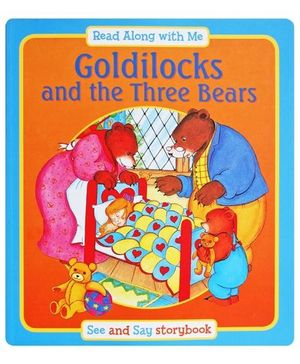 Award Publication Read Along With Me Goldilocks & The Three Bears