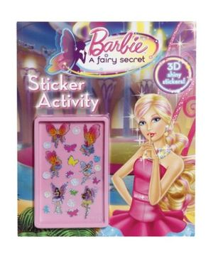 Barbie A Fairy Secret  - Sticker Activity