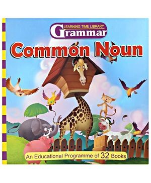 Learning Time Library Grammar Common Noun