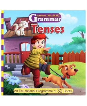 Learning Time Library Grammar Tenses