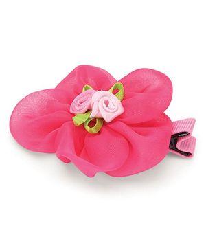 Angel Closet Hair Clips - Pink