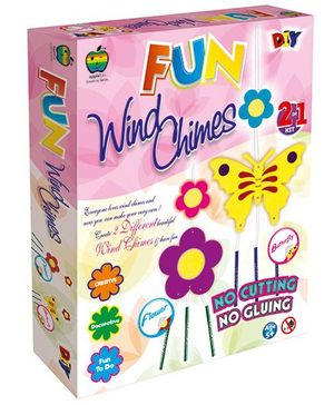 Apple Fun Fun Windchimes Birds Peacock