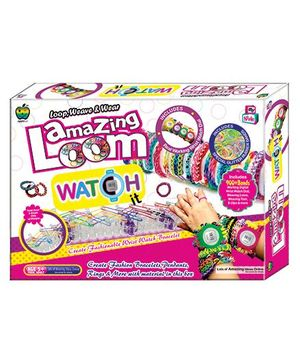 Apple Fun Amazing Loom Watch It