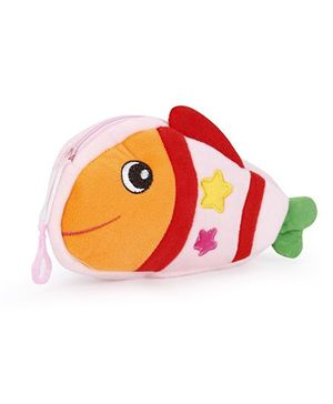 Fish Shape Pencil Pouch