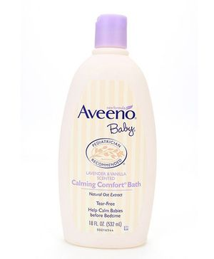 Aveeno Baby Calming Comfort Bath - 532 ml
