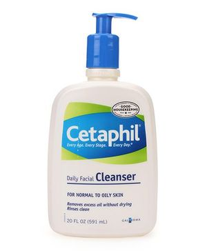 Cetaphil Daily Facial Cleanser - 591 ml