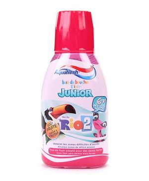 Aquafresh Junior Goute Fruite Mouth Wash - 300 ml