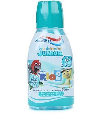 Aquafresh Junior Mouth Wash Mint - 300 ml