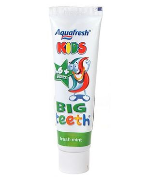 Aquafresh Big Teeth Toothpaste Fresh Mint - 50 ml
