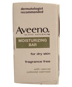 Aveeno Baby Moisturising Soap Bar - 100 gm