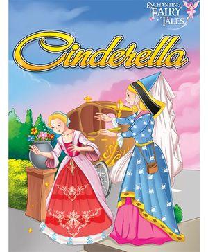 Cinderella Story Book - English