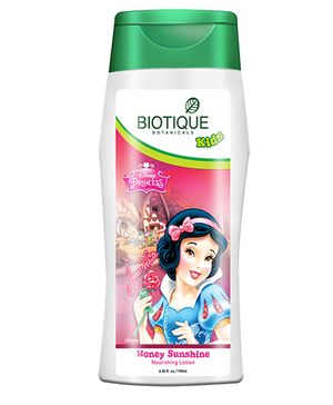 Baby Biotique Disney Princess Snow White Honey Sunshine Nourishing Lotion - 190 ml