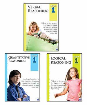 Macaw Reasoning Book Set 1 - English