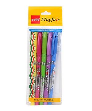 Cello Mayfair Ballpoint Pen - Blue