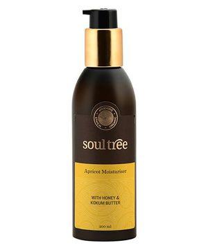 SoulTree Apricot oil & Honey Moisturizer - 200 ml