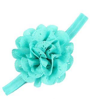 Bellazaara Trendy Headband For Little Girls - Blue