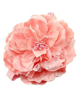 Bellazaara Trendy Headband For Little Girls - Pink