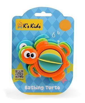 K's Kids Bathing Turto Pack Of 3 - Multicolor