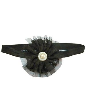 Tickles 4 U Elastic Headband - Black
