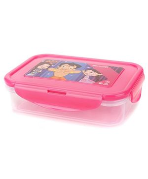 Chhota Bheem Lunch Box - Dark Pink
