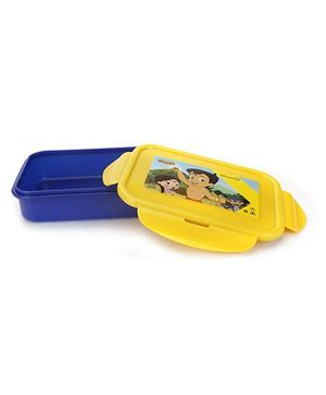 Chhota Bheem Lunch Box - yellow