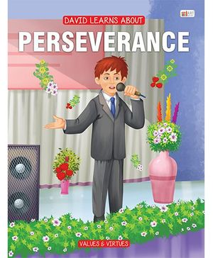 David Learns About Perseverance - English