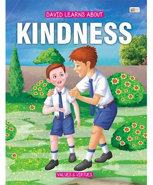 David Learns About Kindness - English
