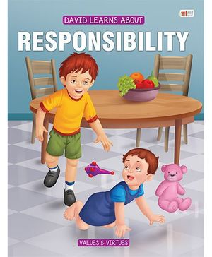 David Learns About Responsibility - English