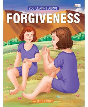 Zoe Learns About Forgiveness - English