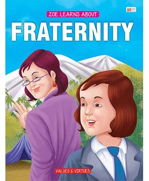 Zoe Learns About Fraternity - English