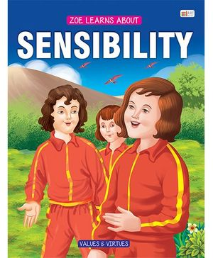 Zoe Learns About Sensibility - English