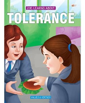 Zoe Learns About Tolerance - English