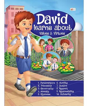 David Learns About Values And Virtues - English