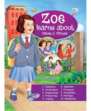 Zoe Learns About Values And Virtues - English