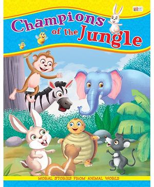 Champions of The Jungle - English